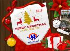 Merry Chrismas & Happy New Year 2018